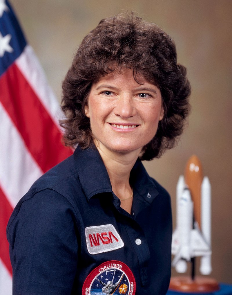 The River of Pride Sally Ride