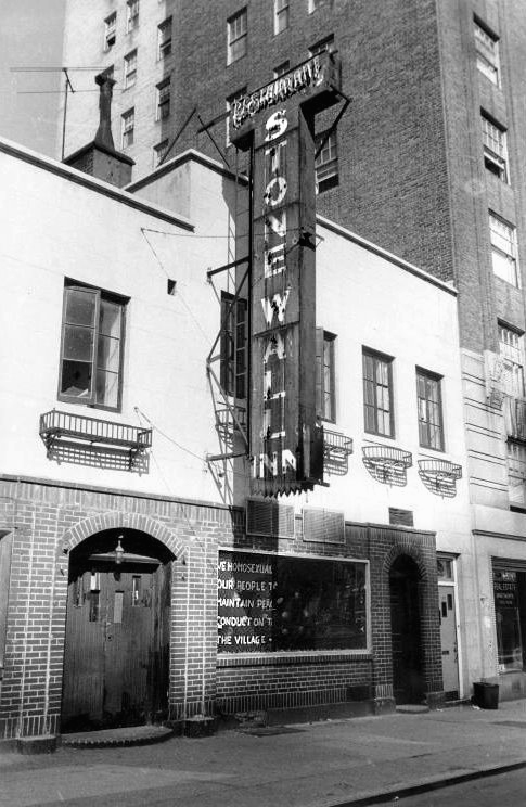 The River of Pride Stonewall Riots