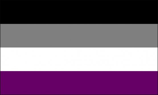 The River of Pride Asexuality Awareness Week