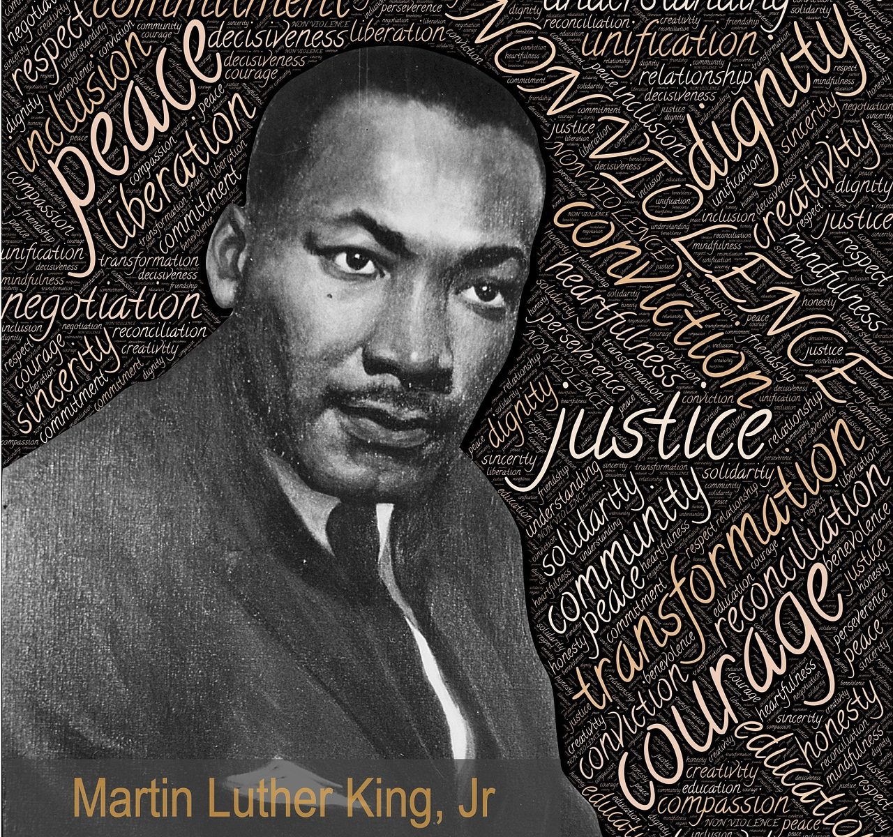 The River of Pride Martin Luther King